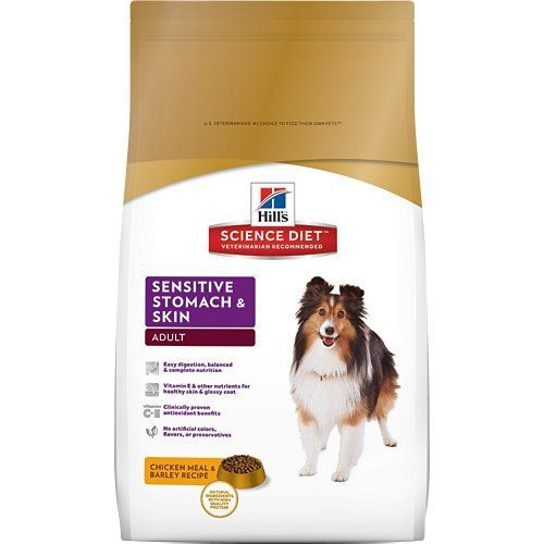 Hills's Science Diet Adult sensitive stomach dog food