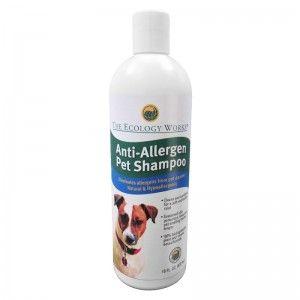 Dog allergy shampoo