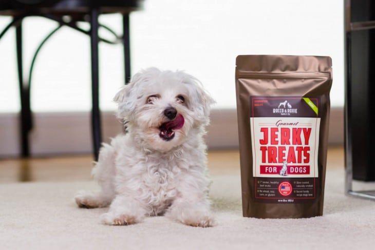 Rocco & Roxie Supply Co. Gourmet Jerky treats for dogs