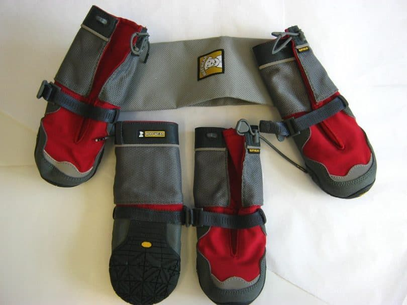 Boots for dog paws