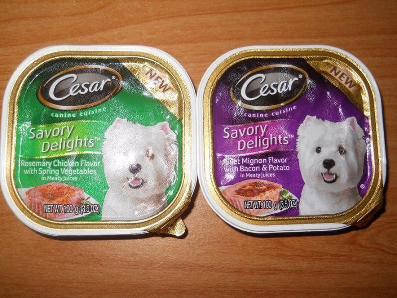 CESAR Canine Cuisine Variety Pack Filet Mignon