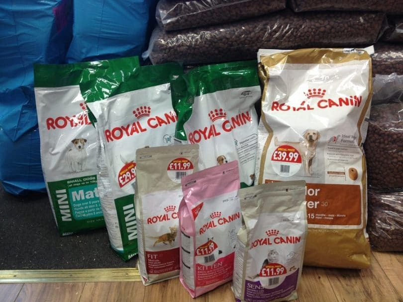 Royal Canin offer