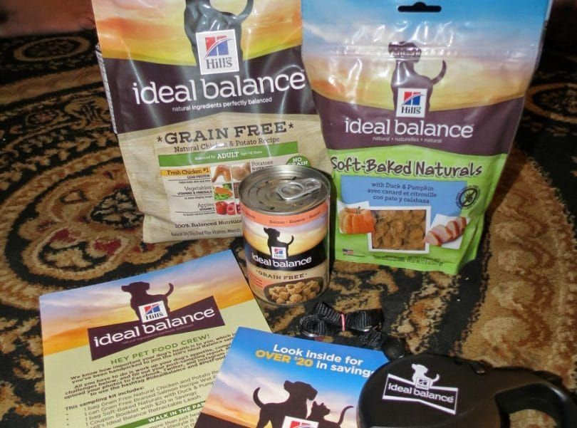 Hill`s Ideal Balance Natural Adult Dry Dog Food