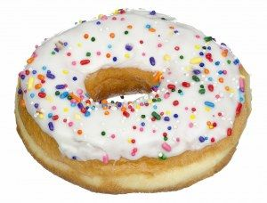 Can I give my dog a donut?