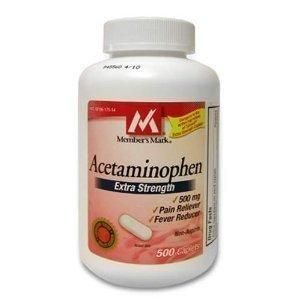 Can I give my dog acetaminophen?