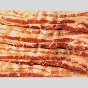 Can I give my dog bacon?