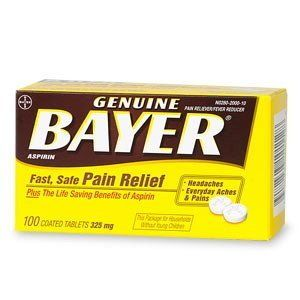 Can I give my dog bayer?