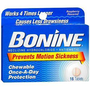 Can I give my dog bonine?