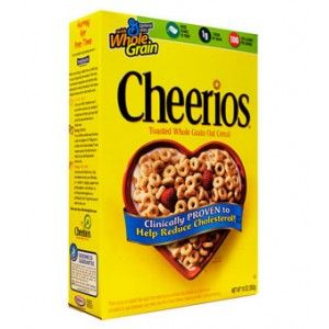 Can I give my dog cheerios?