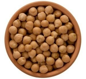 Can I give my dog chick peas?