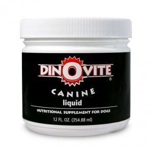 Can I give my dog dinovite?