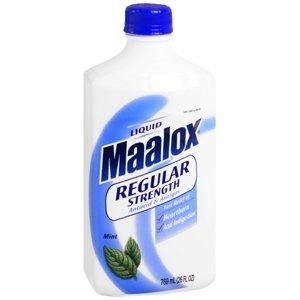 Can I give my dog maalox?