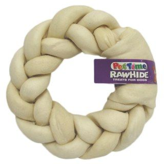 Can I give my dog rawhide treats or toys?