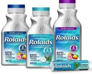 Can I give my dog rolaids?