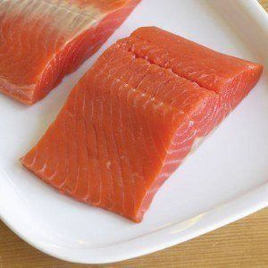 Can I give my dog salmon?