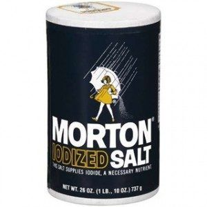 Can I give my dog salt?