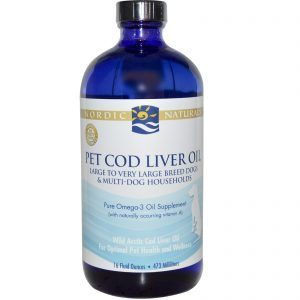 Cod liver oil for dogs – benefits, dosage, and best products