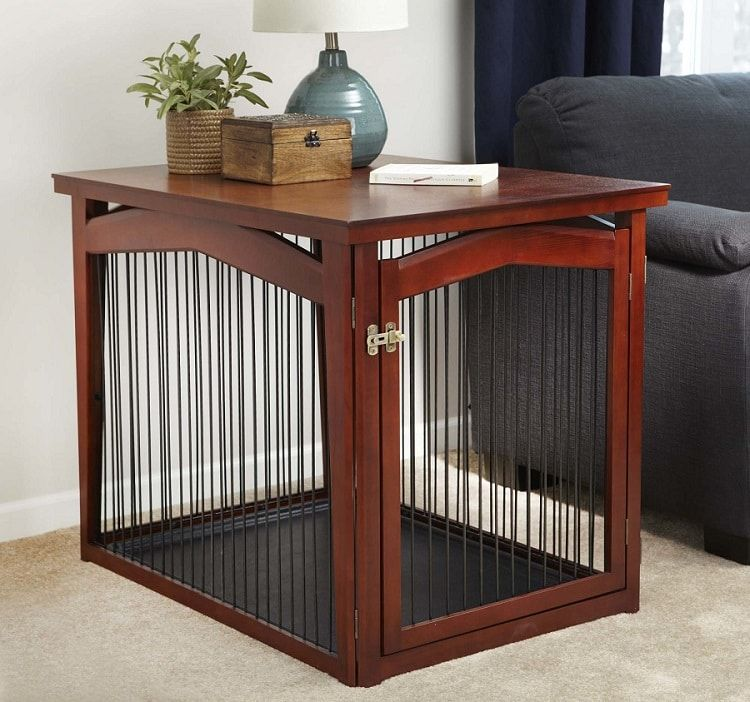 Merry Products Cage with Crate Cover Set