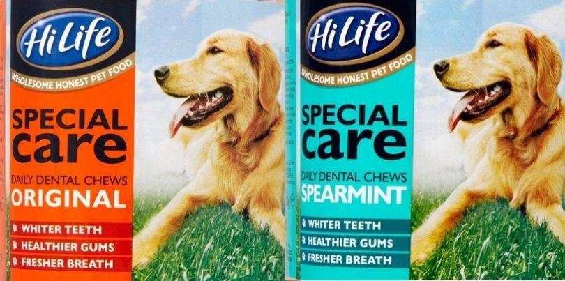 Hilife Highlife Dental Dog Chews Original
