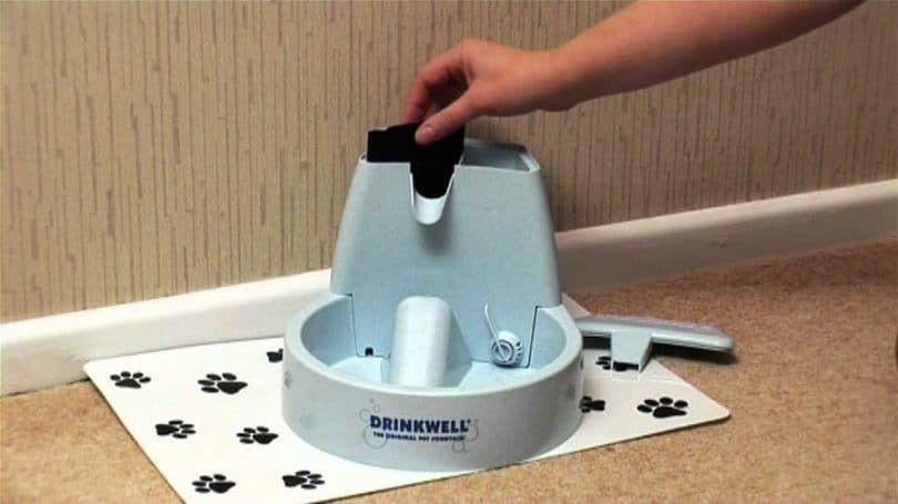 PetSafe Drinkwell Original Pet Fountain