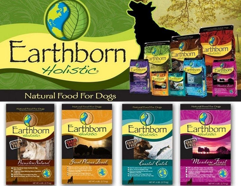 Earthborn dog food