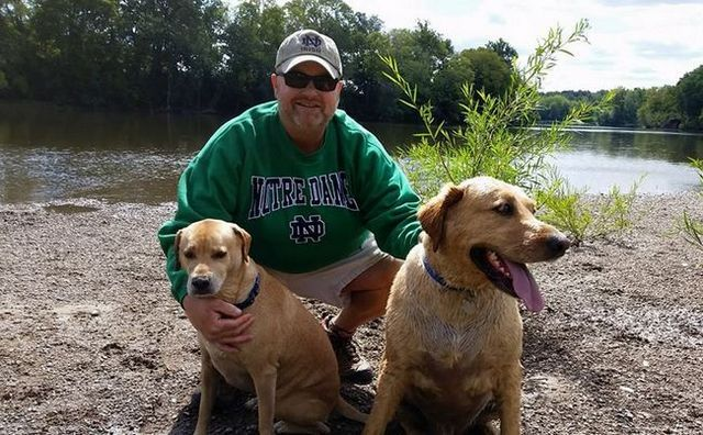 Heroic dog lover killed saving a dog he didn't even know