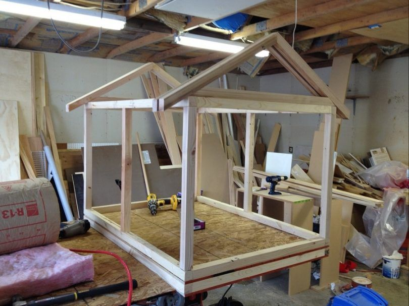 How to build a dog house: sort through the confusion