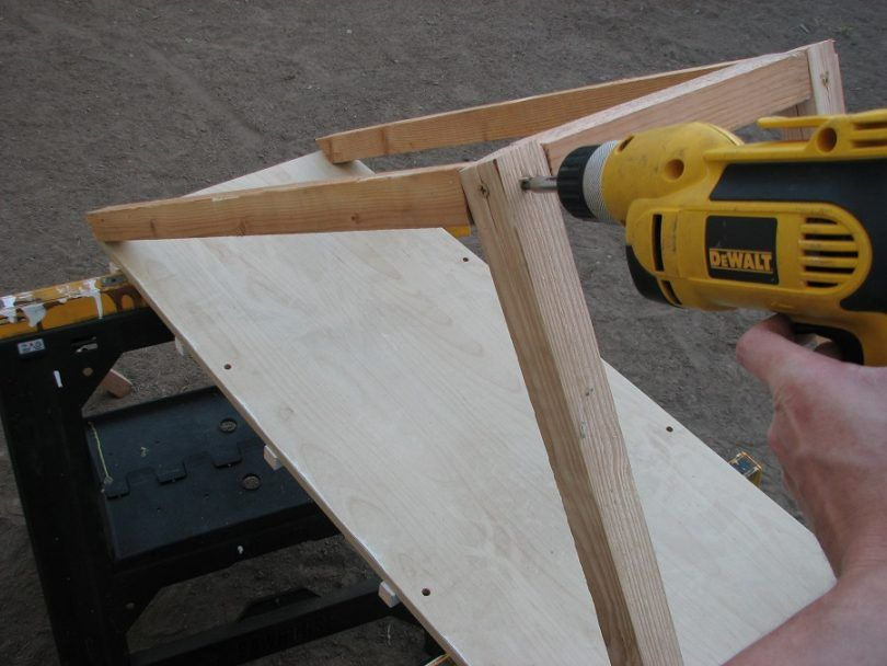 How to build a dog ramp: step-by-step instructions
