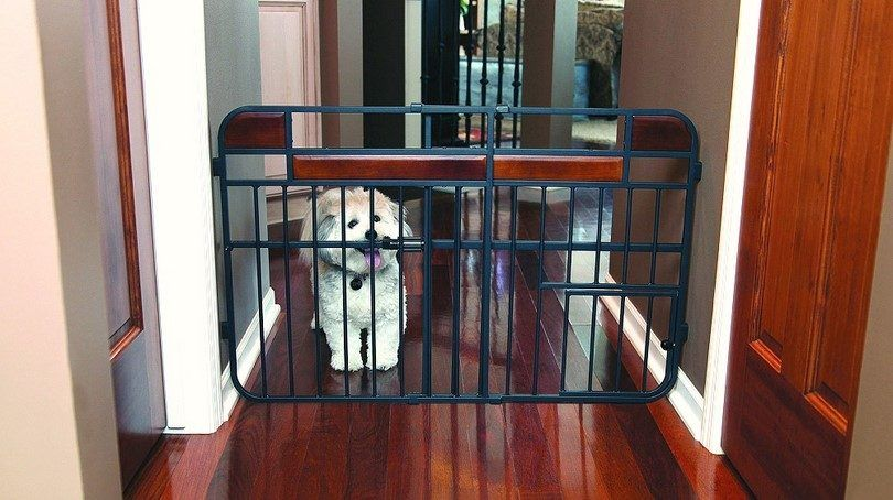 How to make a dog gate from scratch