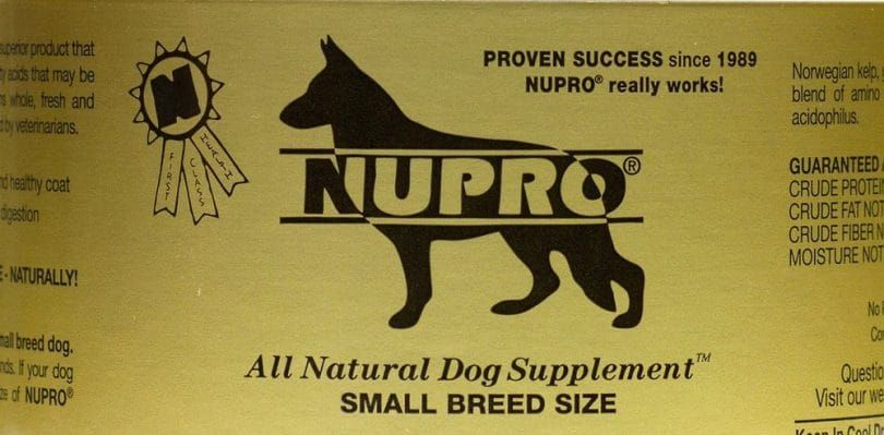 Nutri-Pet Nupro Joint and Immunity Support for Dogs