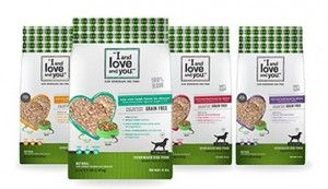 I and Love and You Sells All Natural Pet Care Products