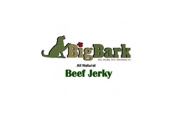 Latest dog food recall: big bark all natural beef jerky