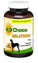 The K9 Melatonin for Dogs