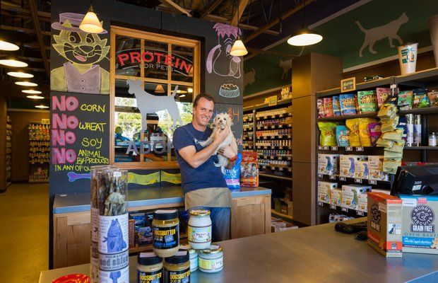 A New Store Is Transforming the Way You Shop For Pet Food