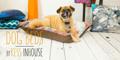 Review: kess inhouse dog bed
