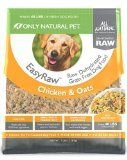 Review: only natural pet easyraw dehydrated dog food