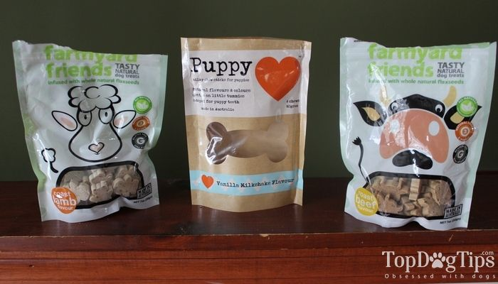 Review: ozpure dog treats and dental chews