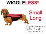 Review: wiggleless back brace for dogs