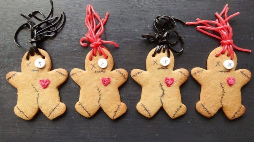 Voo-Doo biscuits