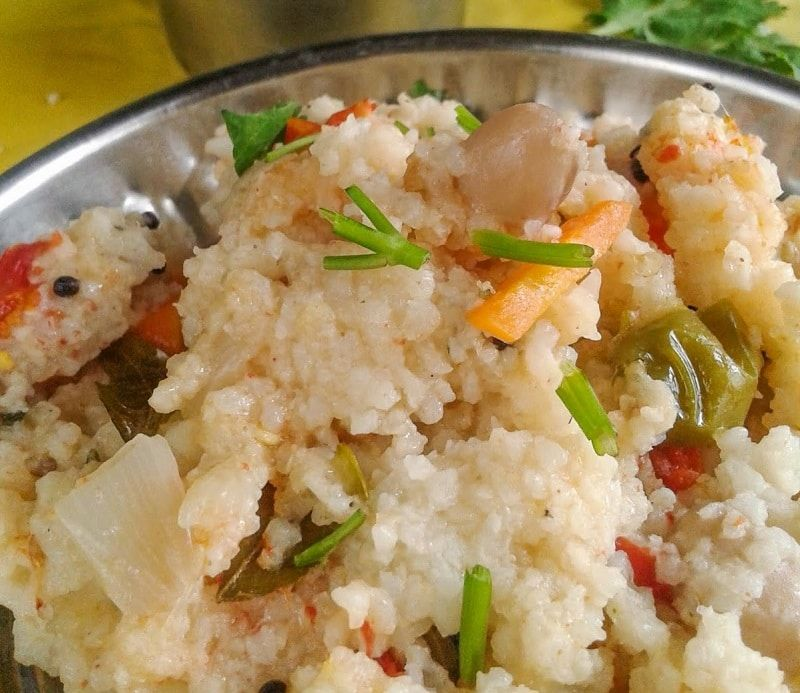 Rice Millet-recipes