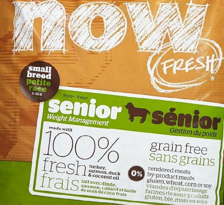 NOW! 152312 Fresh Grain Free Small Breed Adult Dog Food