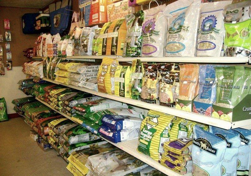 Brands of dog food