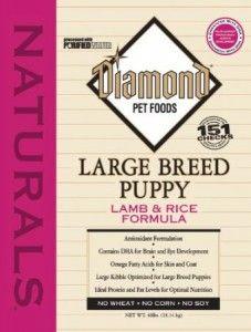 diamond naturals large breed dog food