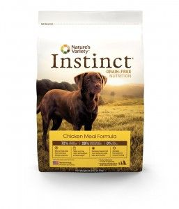 instinct grain free