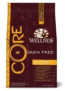 wellness core corn free puppy formula