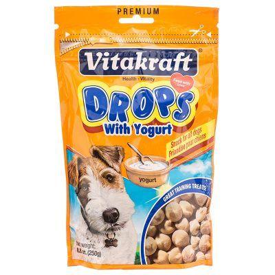 Vitakraft Drops with Yogurt
